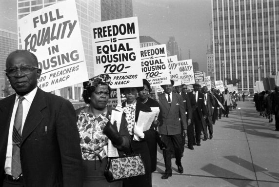 discrimination in housing in 1950s essay